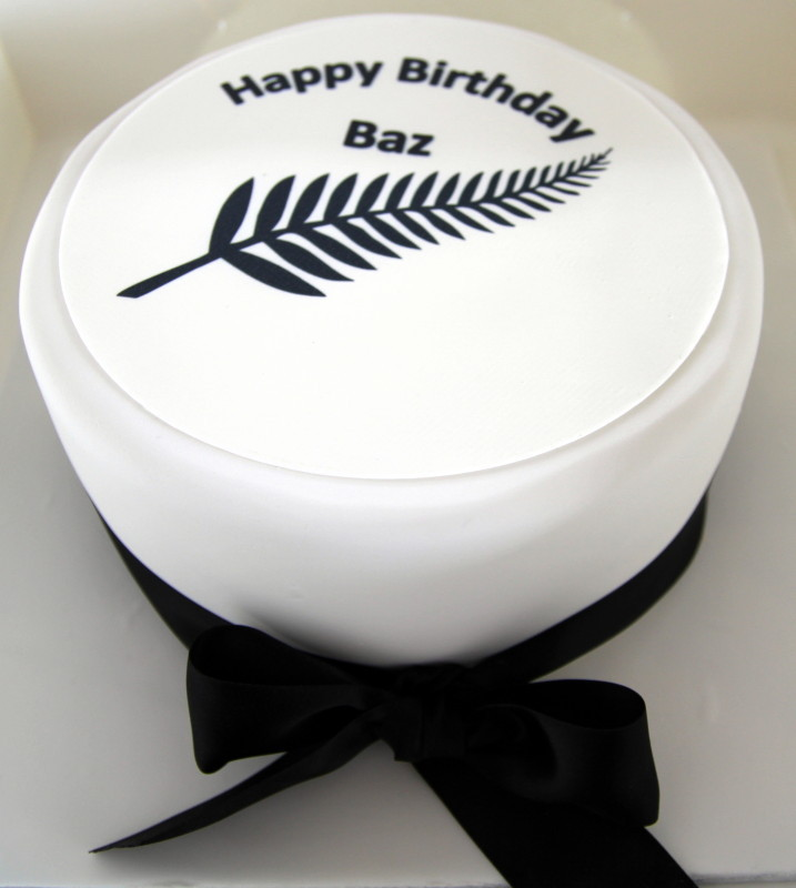 Contemporary Birthday Cakes - Emma Townsend Cakes Sydney