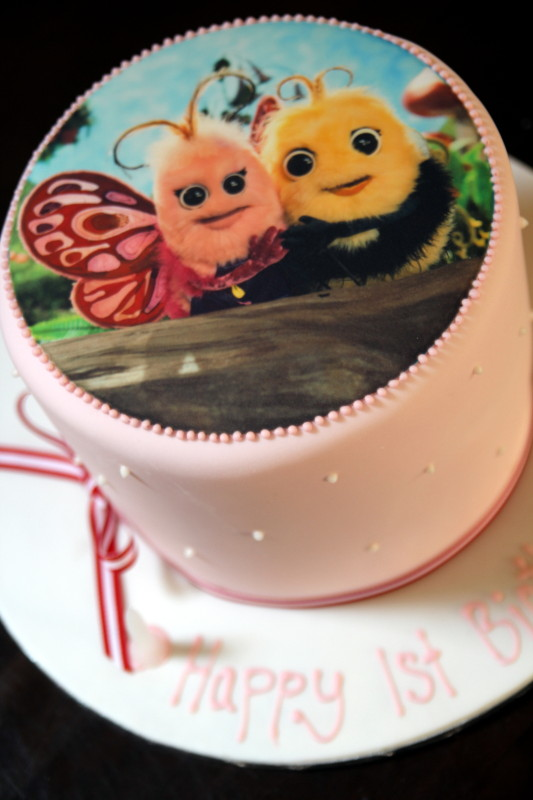 Edible Cake Images Au : Edible Images - Emma Townsend Cakes Sydney